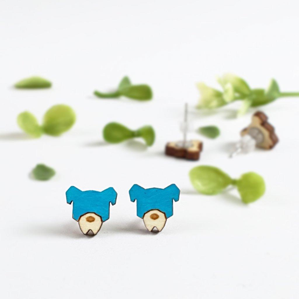 PEJSCI - malé puzety / více barev