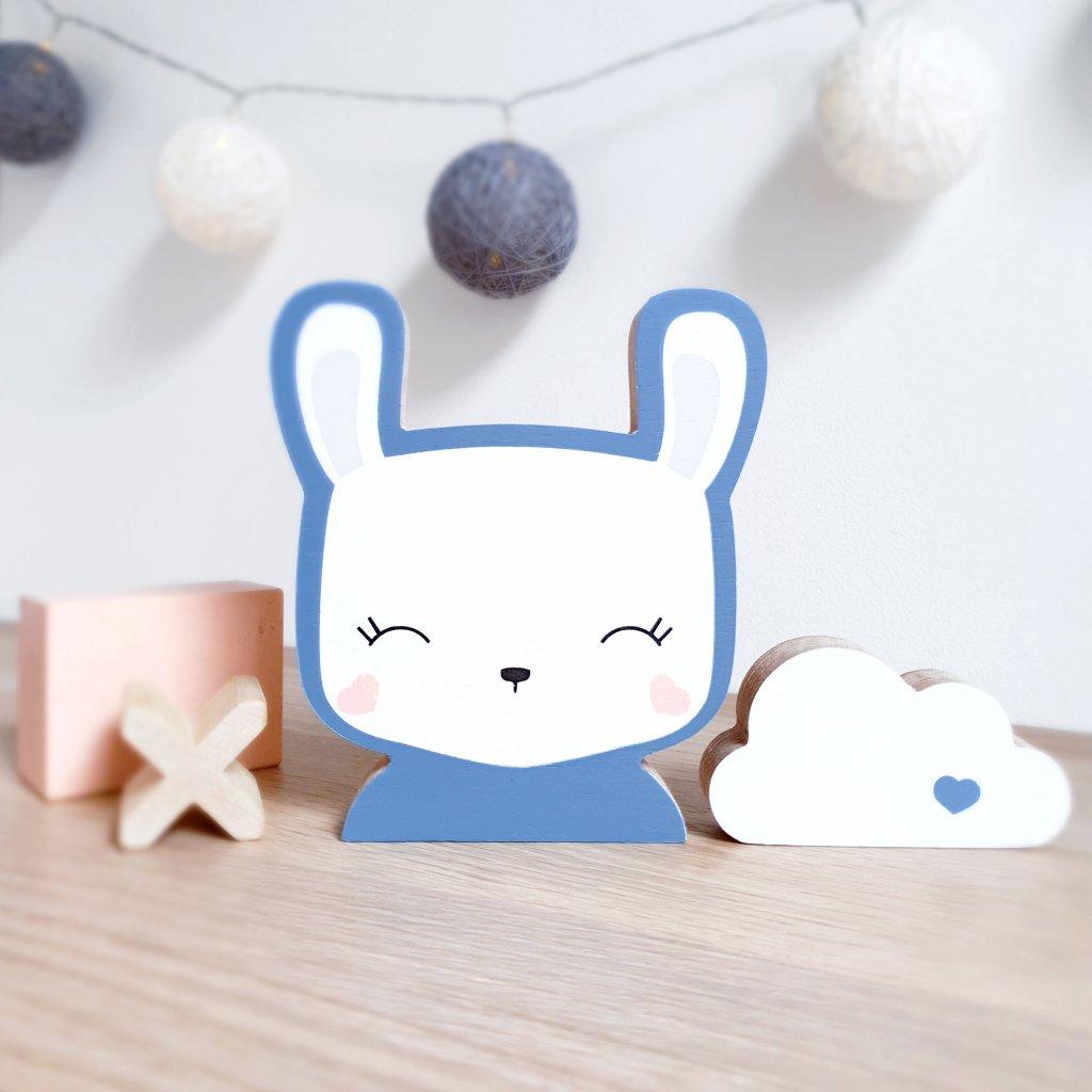 bunny blue sq2