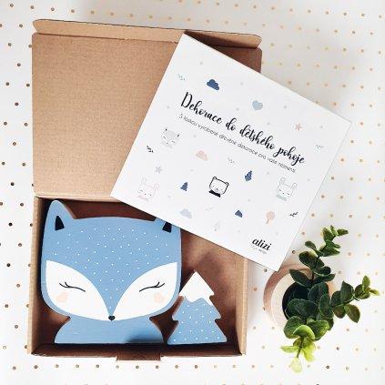 package fox blue2