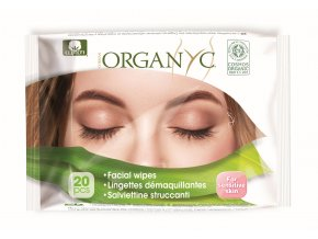 facial wipes pack frontal