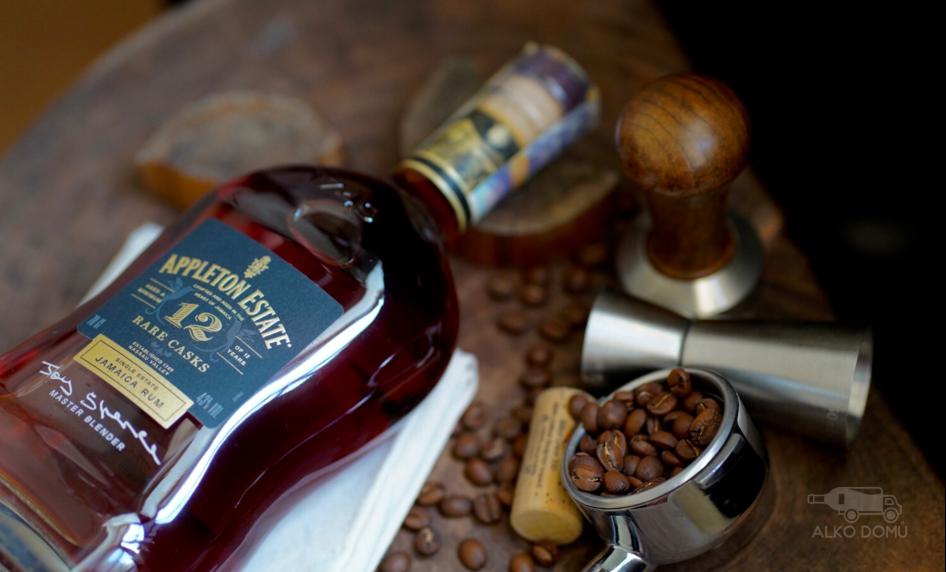 Appleton Estate 12y Rum | ALKO DOMŮ | Rozvoz alkoholu Praha