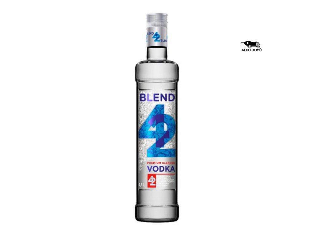 BLEND 42 VODKA Rozvoz alkoholu Praha