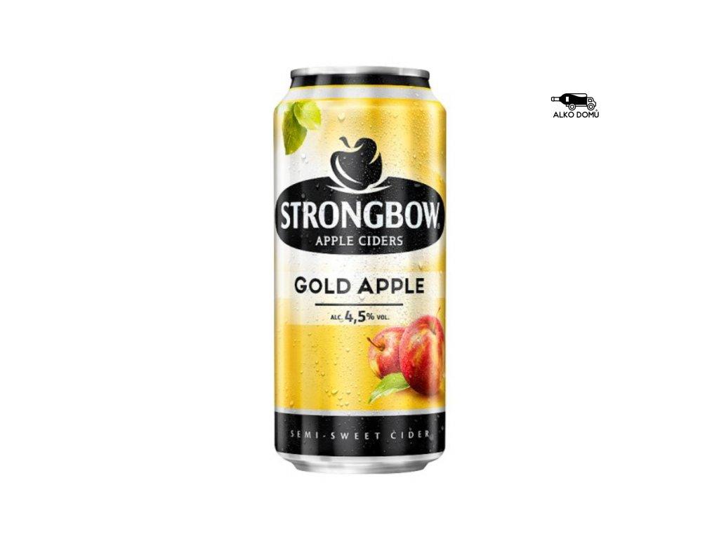STRONGBOW GOLD APPLE CIDER Rozvoz alkoholu Praha
