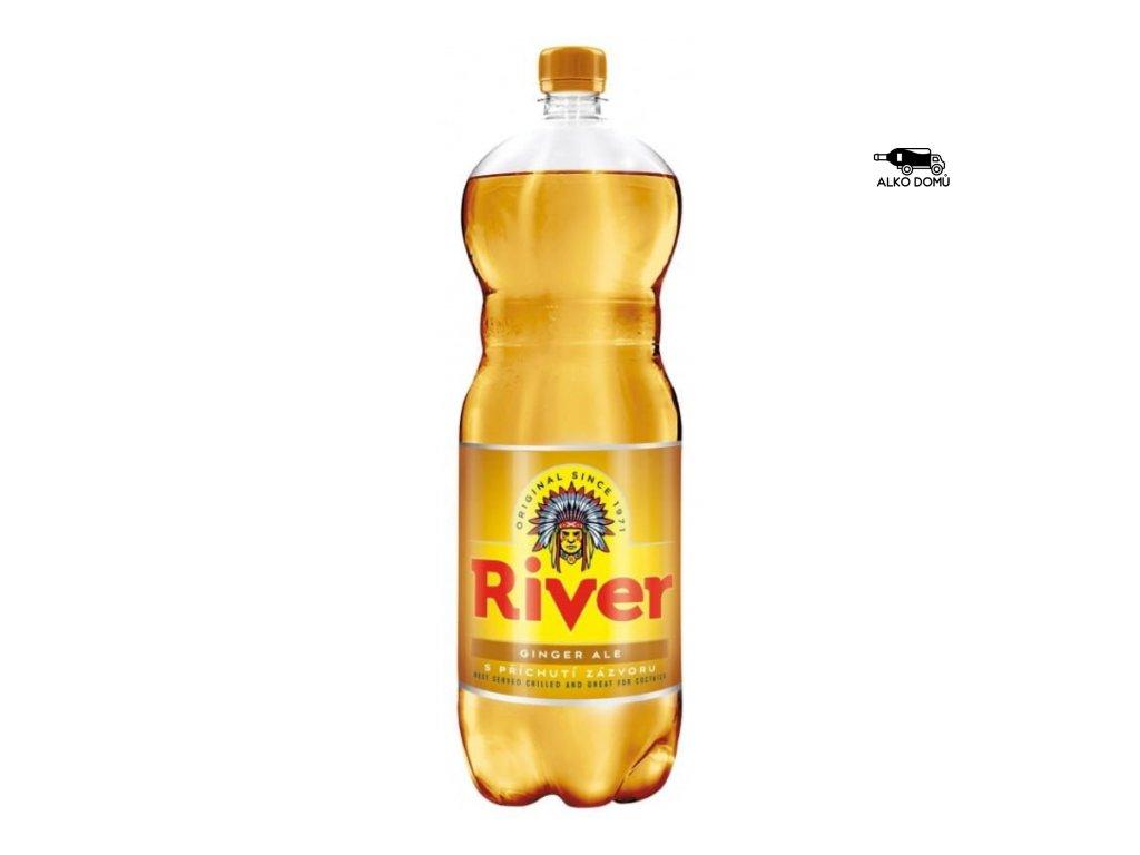 RIVER TONIC GINGER 2l Rozvoz alkoholu Praha