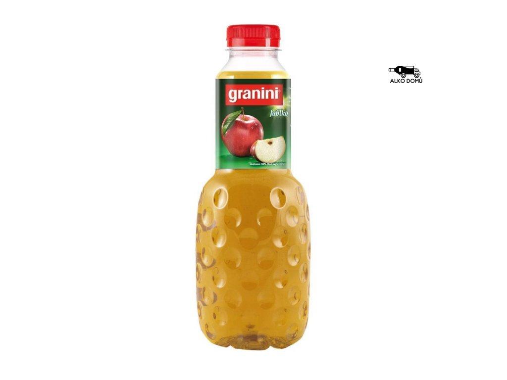 GRANINI JABLKO DŽUS 1l Rozvoz alkoholu Praha