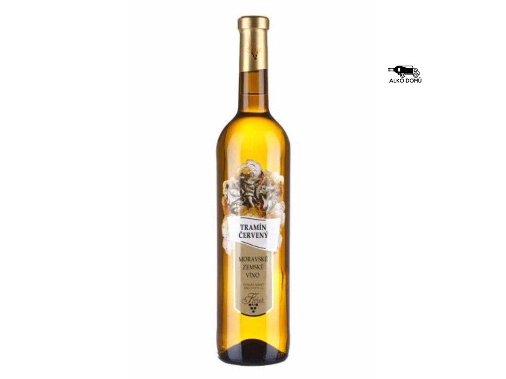 TRAMÍN ČERVENÝ SUCHÉ BÍLÉ VÍNO Rozvoz alkoholu Praha