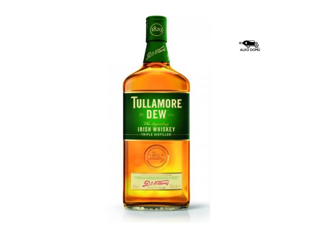 TULLAMORE DEW ROZVOZ ALKOHOLU PRAHA