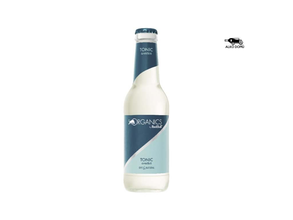 Red Bull Organics Tonic Water Rozvoz alkoholu Praha