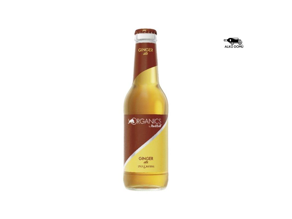 Red Bull Organics Ginger Ale Rozvoz alkoholu Praha