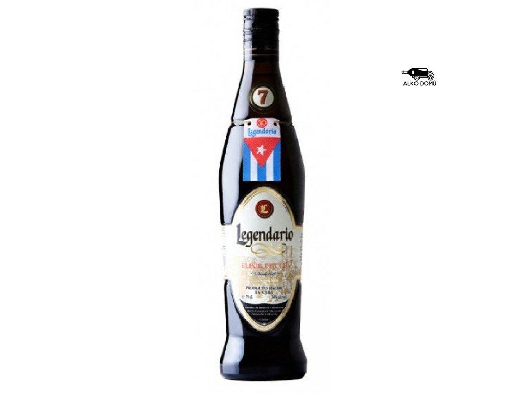 LEGENDARIO ELIXIR DE CUBA Rozvoz alkoholu Praha