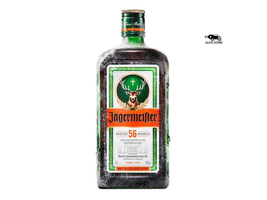 JÄGERMEISTER Rozvoz alkoholu Praha