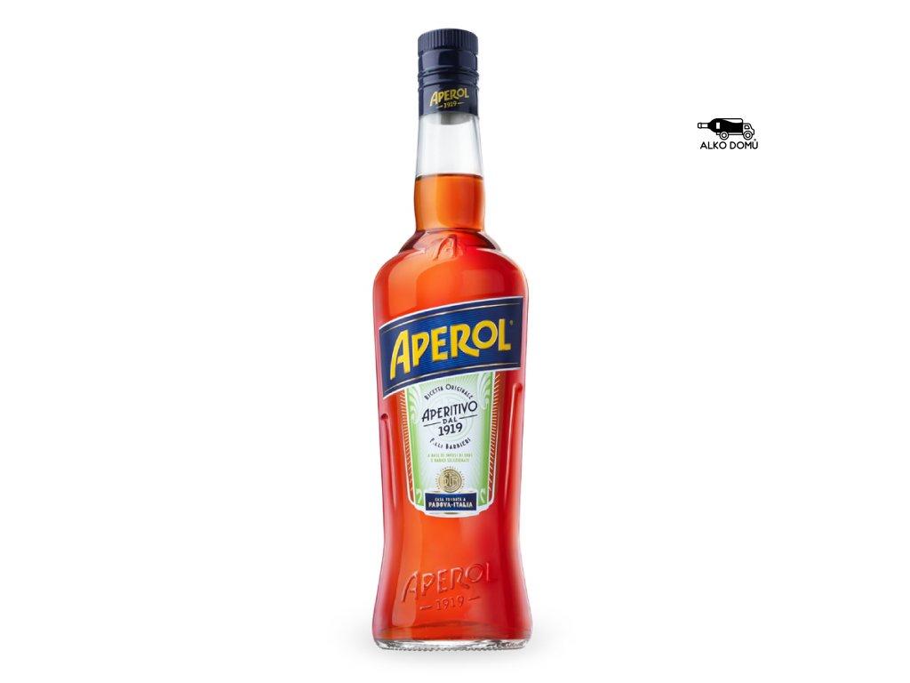 APEROL Rozvoz alkoholu Praha