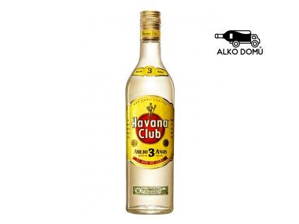HAVANA CLUB 3Y RUM Rozvoz alkoholu Praha