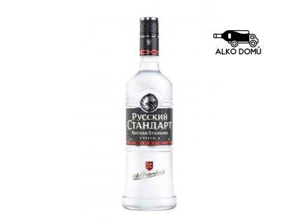 RUSSIAN STANDARD VODKA Rozvoz alkoholu Praha