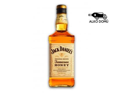 JACK DANIEL'S HONEY WHISKEY Rozvoz alkoholu Praha