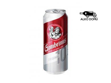 gambrinus 10 Rozvoz alkoholu Praha domů