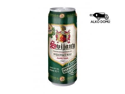 SVIJANSKÝ MÁZ PLECH Rozvoz alkoholu Praha domů