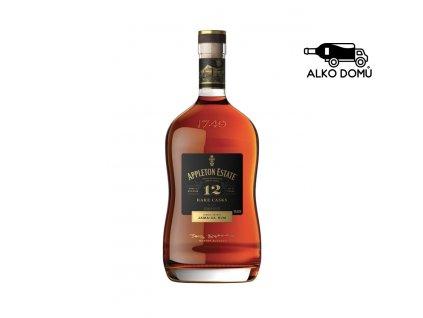 Appleton Estate Rum 12y Rare Casks. Rozvoz alkoholu Praha. ALKO DOMŮ