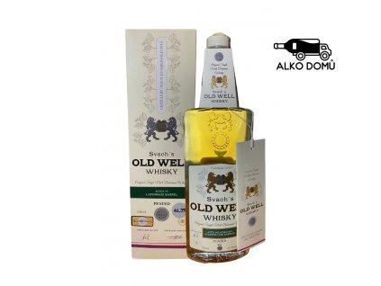 Svach's Old Well Laphroaig 46,3% | ALKO DOMŮ | Rozvoz alkoholu Praha