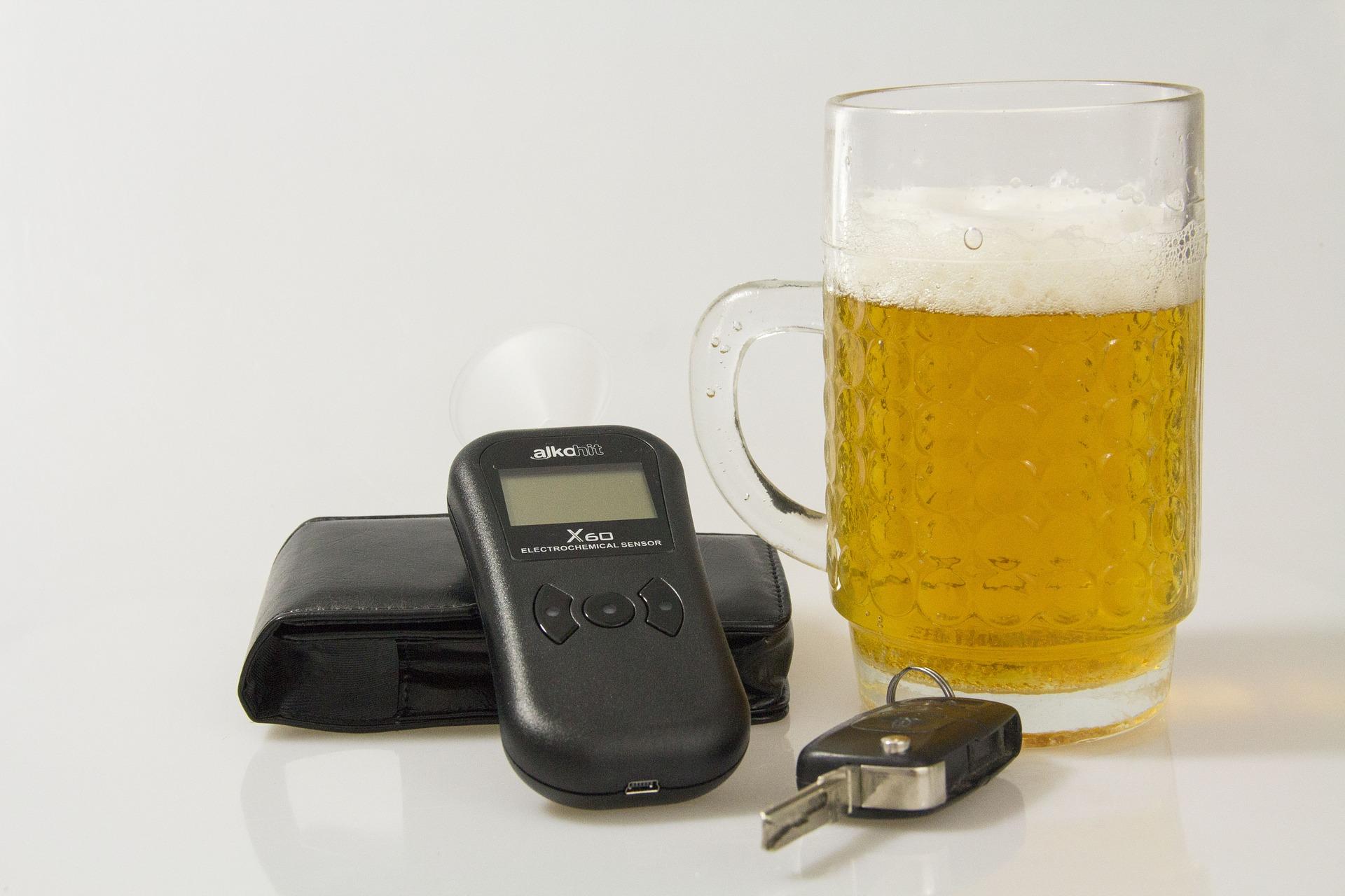 Alkoholszondák és mértékegységeik