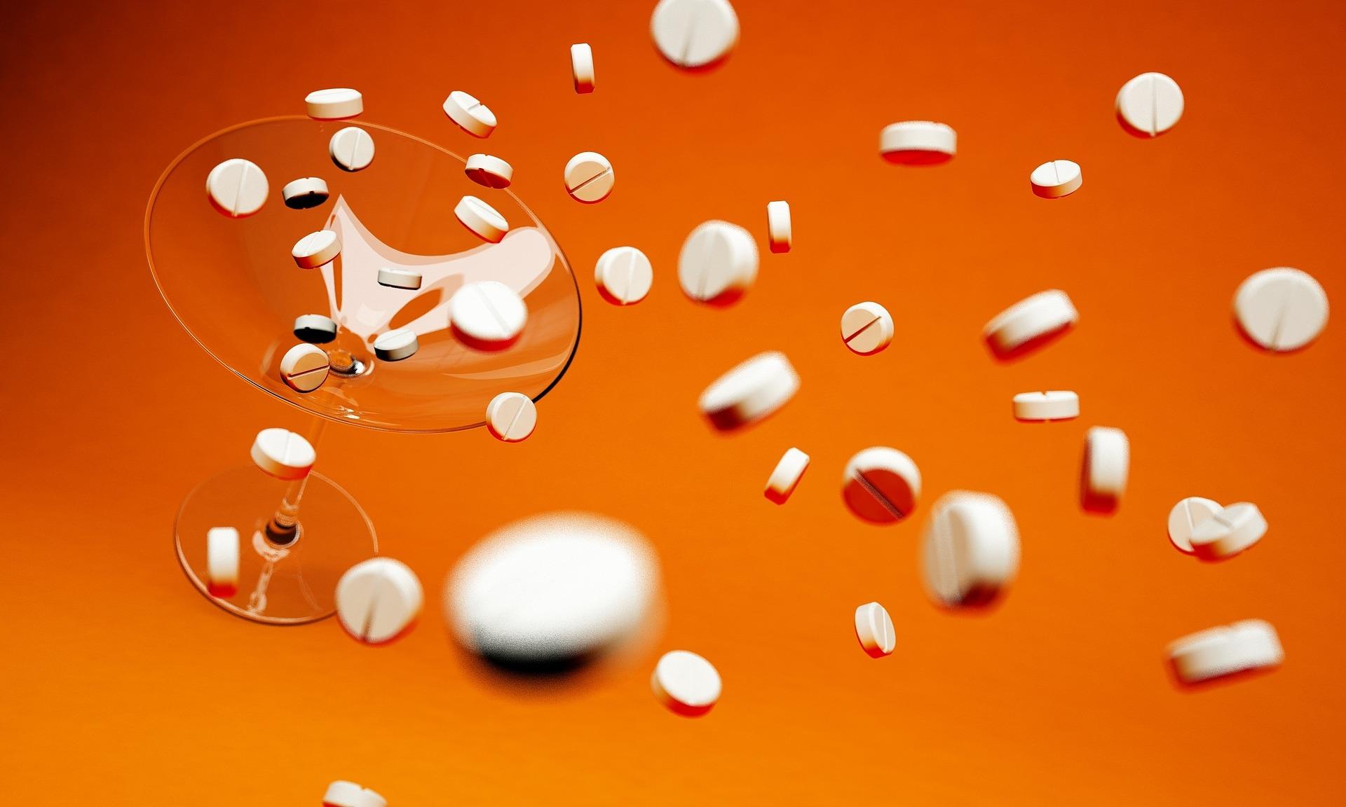 Tabletta, amely be tudja csapni az alkoholszondát?? Nem jó ötlet!
