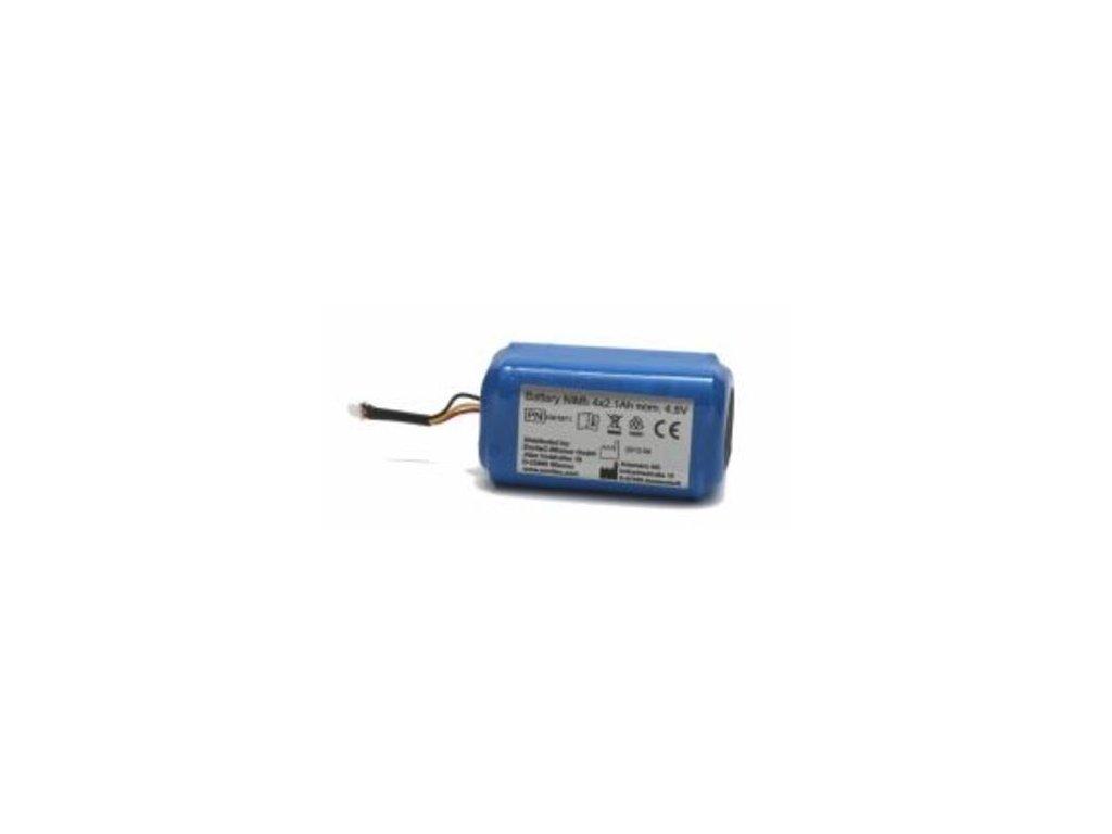 Újratölthető akkumulátor az AlcoQuant 6020+ alkoholszondához