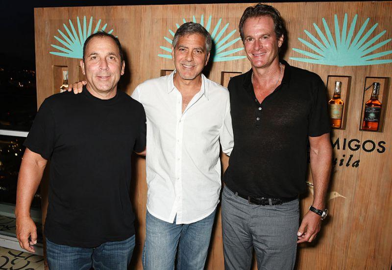 George Clooney prodává svou tequilovou společnost za 1 bilión dolarů