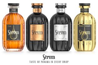 Nový vzhled rumů značky Sérum
