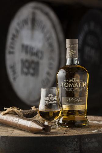 Tomatin Legacy - výtečná single malt whisky za slušný peníze
