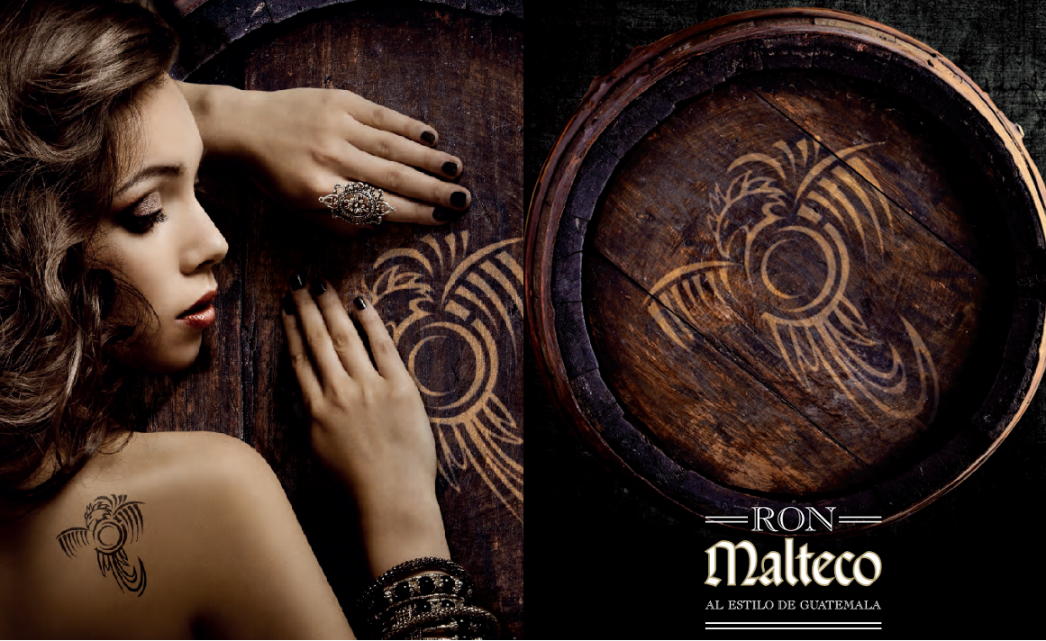 Malteco - inspirováno Guatemalou