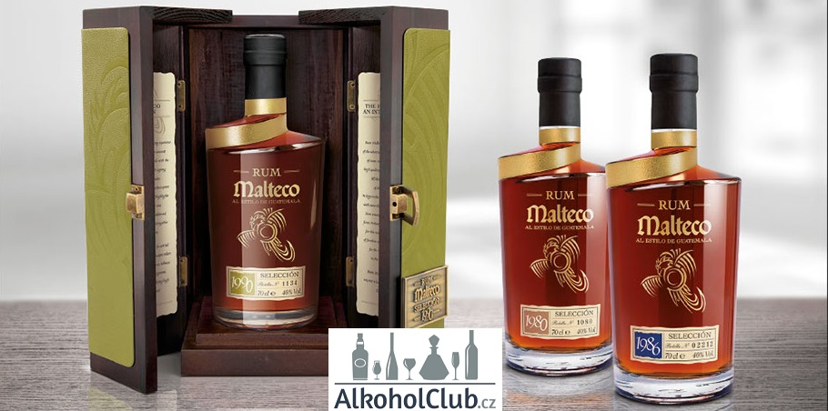 Malecon Selection 1980, 1986, 1990