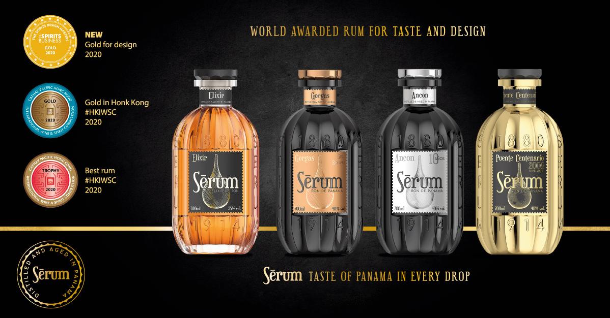 Rum Sérum