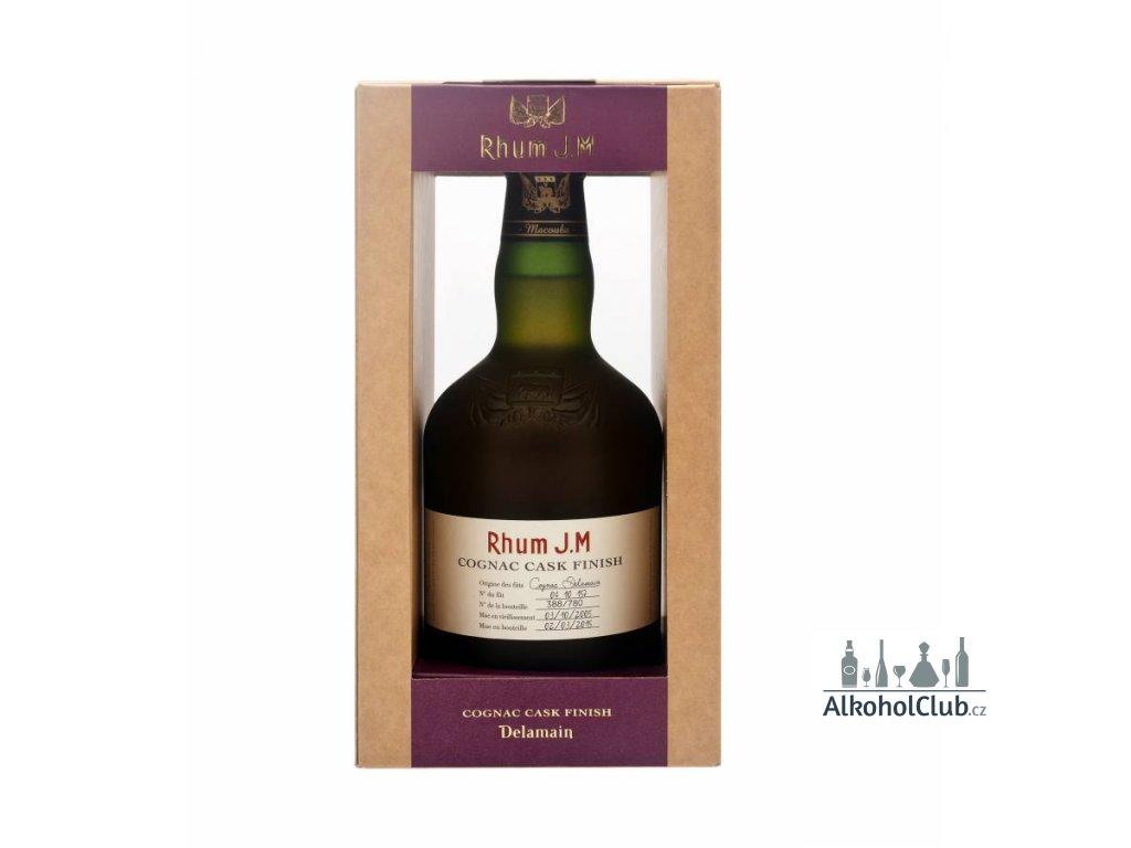 agricole rum jm cognac cask finish