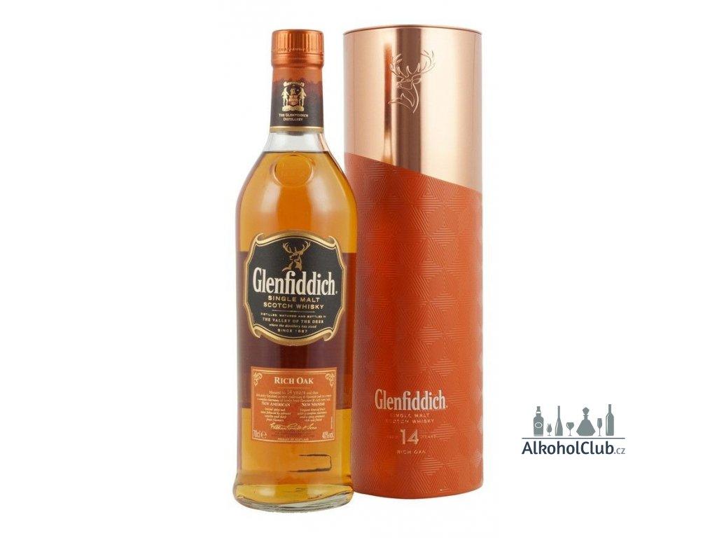 glenfiddich 14 rich oak
