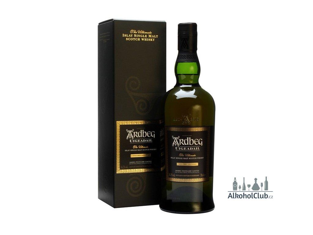 Ardbeg Uigeadail 54,2%  nejlepší whisky na Světě