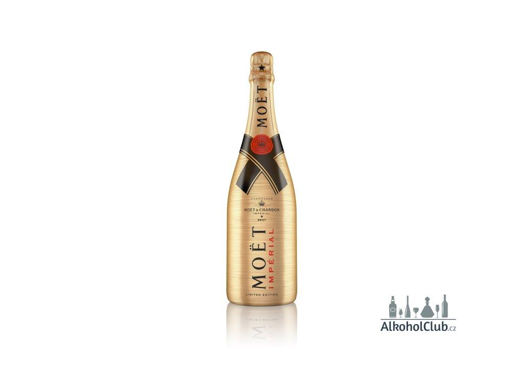 496 moet chandon imperial brut festive bottle eoy 2017 75cl.
