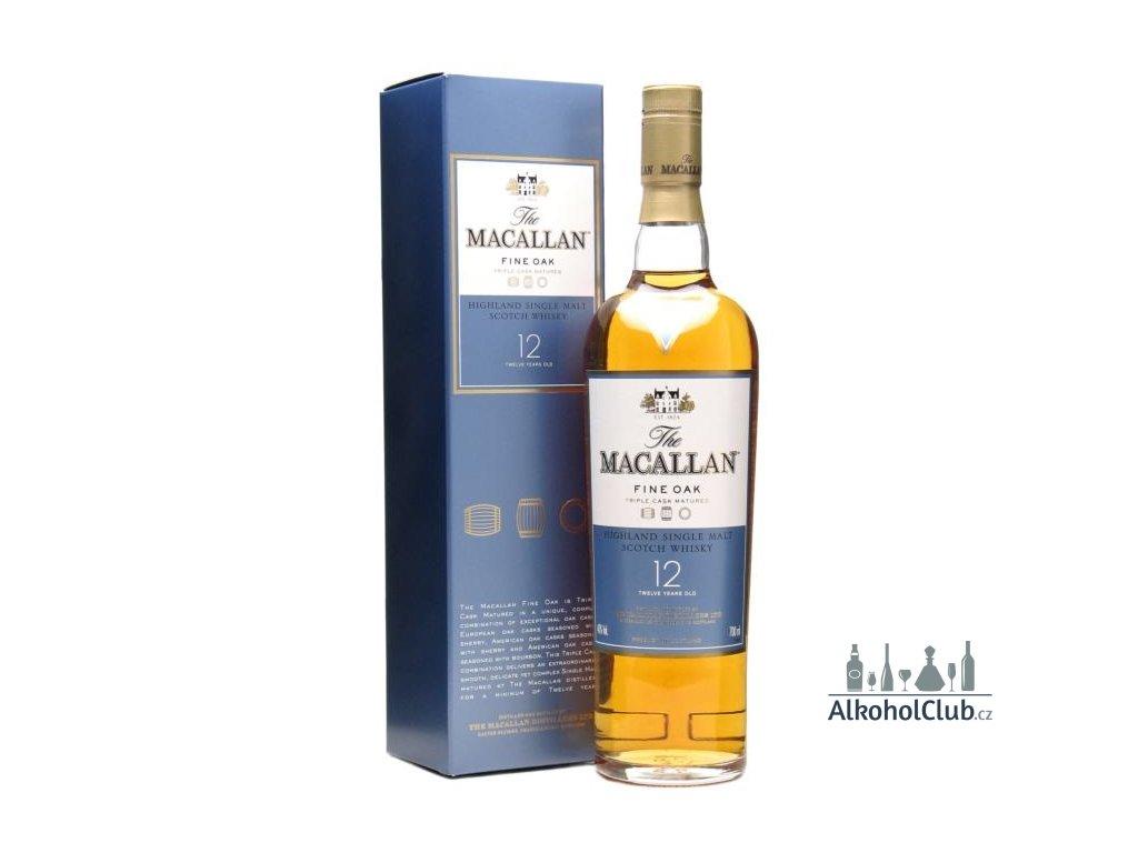 Macallan Fine Oak 12y 40%