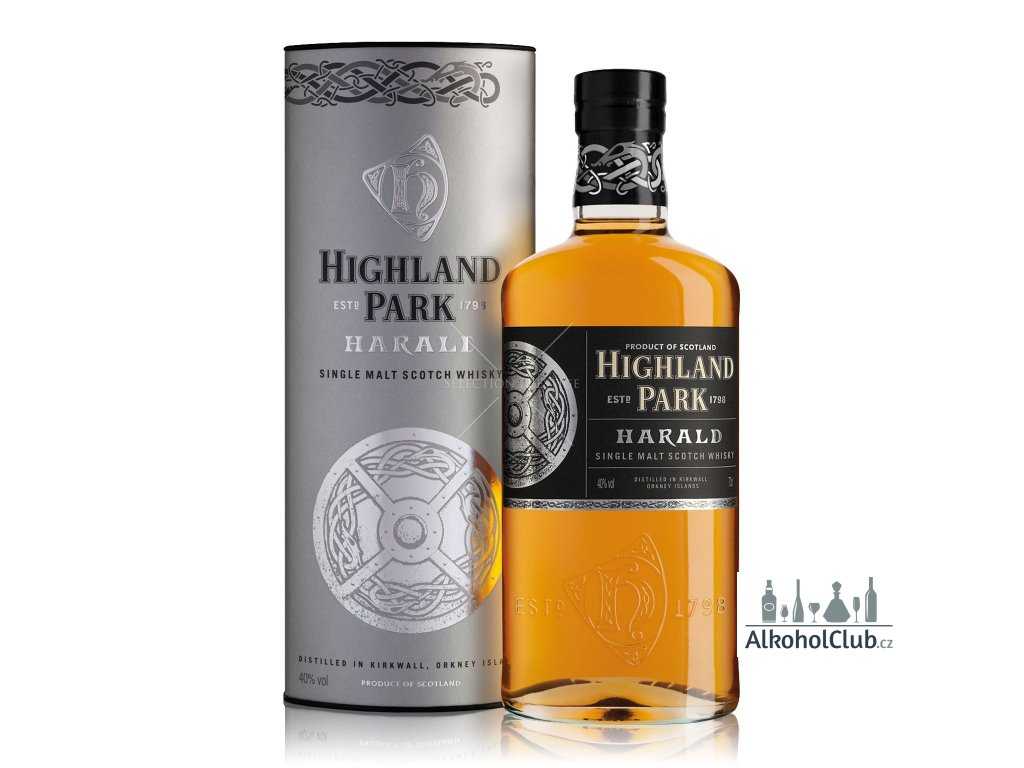 Highland Park Harald Warriors Edition 07L 40 Vol 4