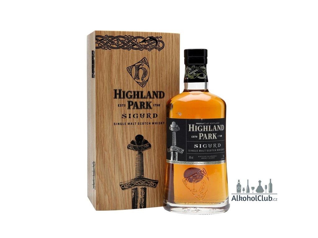 "Highland ParkSigurd ""Warriors Edition"" 43%"