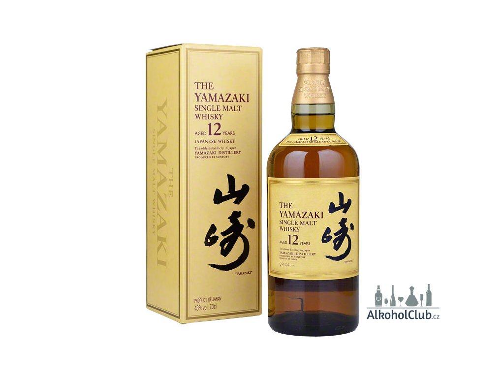 yamazaki 12yo japanese single malt whisky