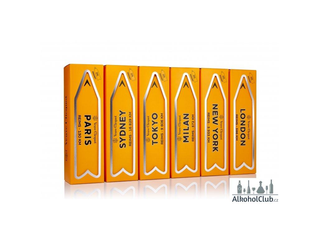 Veuve Clicquot Arrow Magnet