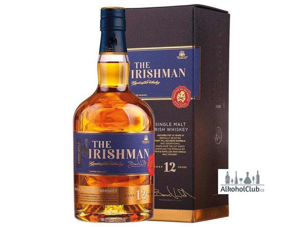 the irishman 12 year
