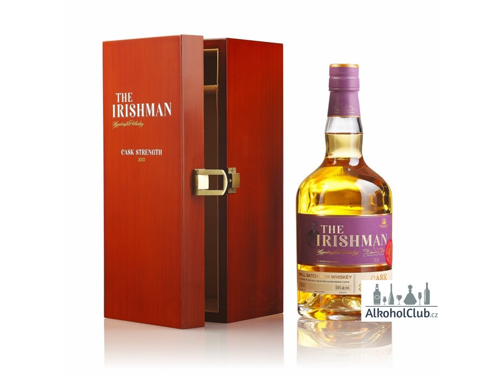 Irishman whiskey Cask Strength