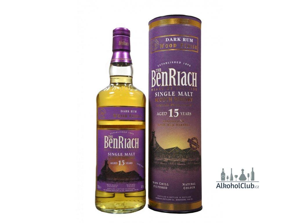 Benriach 15Y Dark Rum