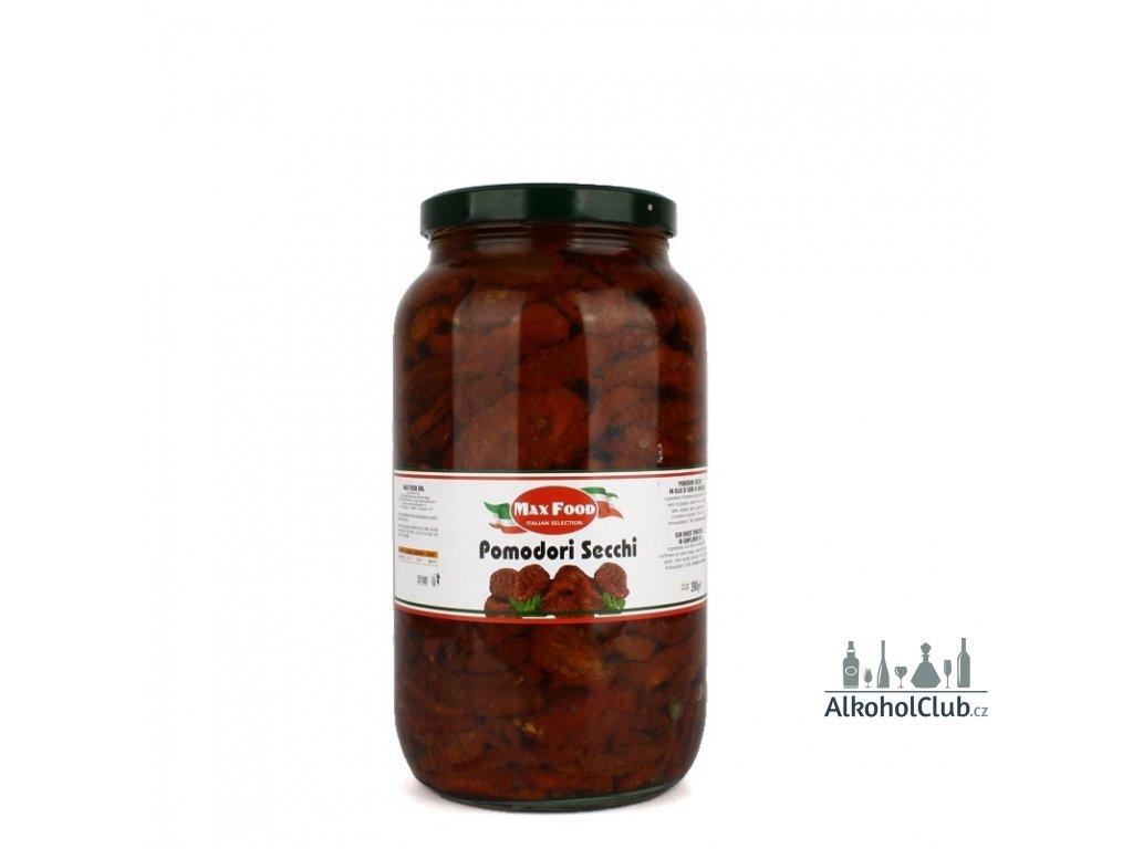 sušená rajčata 3,1kg