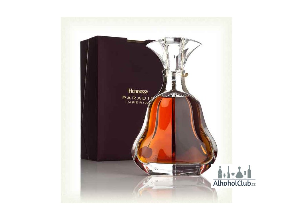 hennessy paradis imperial cognac box