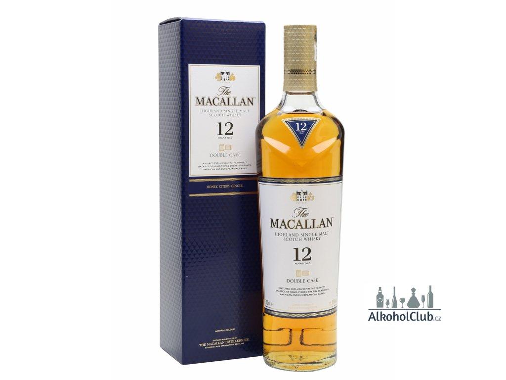 macallan 12y double