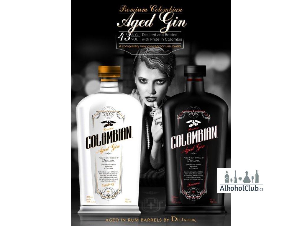 Dictador gin rum