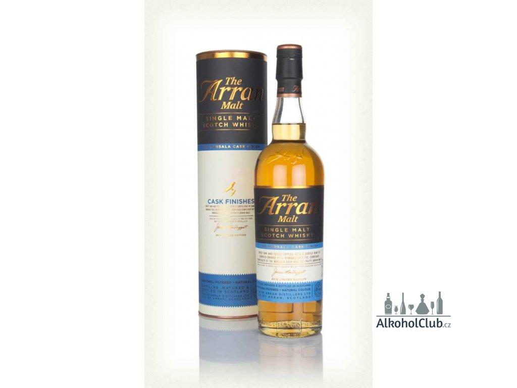 arran marsala cask finish whisky