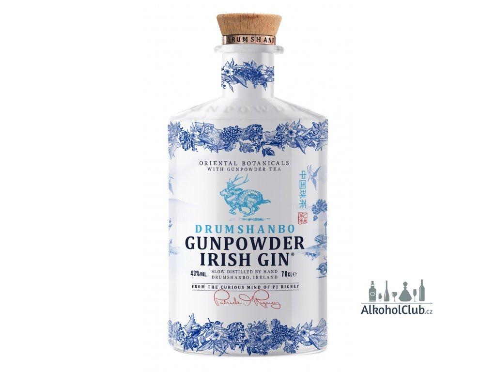 drumshanbo gunpowder ceramic irish gin 43 0 7l1